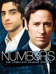 (2005) Numb3rs season 2 数字追凶第2季 数字追凶