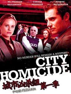 城市凶杀组(澳大利亚)