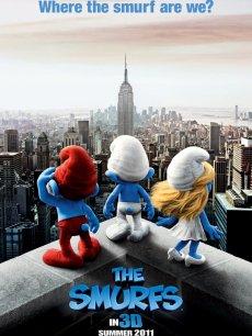 (2011) The Smurfs 蓝精灵 蓝精灵