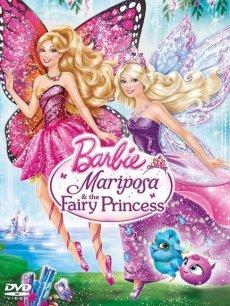 芭比之蝴蝶仙子2海报高清图片
